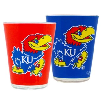 Kansas Jayhawks Shot Glass