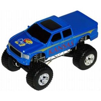 Kansas Jayhawks Toy Truck