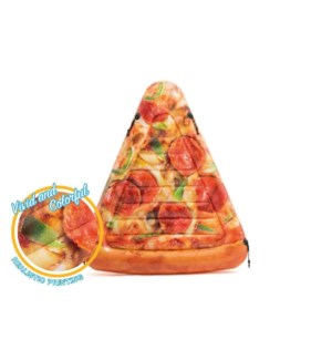 Inflatable Pizza Slice Mat