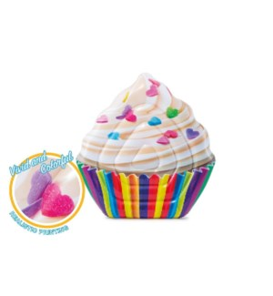 Inflatable Cupcake Mat