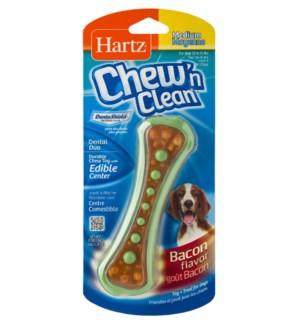 Chew'N Clean Bone with Edible Center - Medium