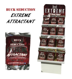 Buck Seduction Extreme Attraction