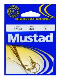 Mustad Gold 3/0 Hook