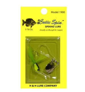 Green Spinno Lure