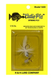 White Fly Spinner