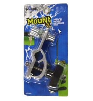 Quick Release Mount