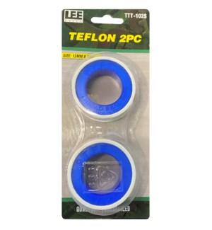 Teflon Tape - 2 Pack
