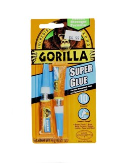 Gorilla Super Glue (2 pk.)