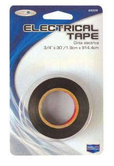 Carded Elec. Tape