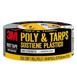 Poly & Tarp Duct Tape