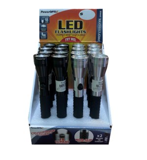 4 LED Flashlight