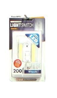 LED Light Switch White
