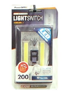 LED Light Switch Green