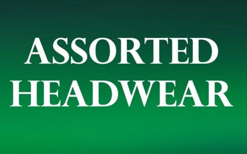 Assorted Headwear