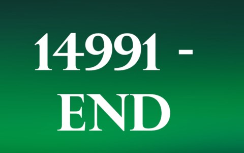 14998 - End