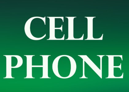 Cell Phone Items