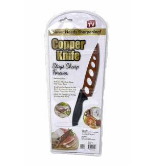 Copper Knife