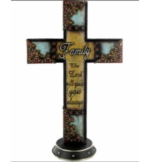 FAMILY 10 INCH STANDING CROSS 05308