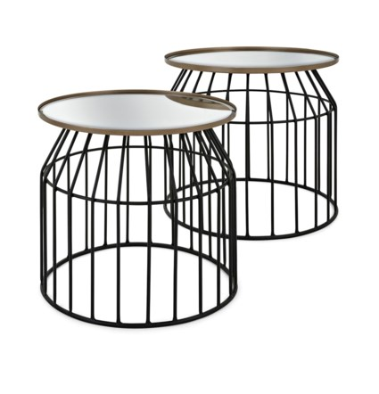 Chloe Accent Tables - Set of 2