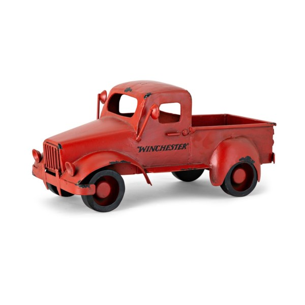 Winchester Red Truck
