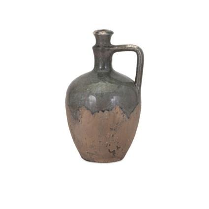 Bardot Small Blue Stone Ceramic Jug