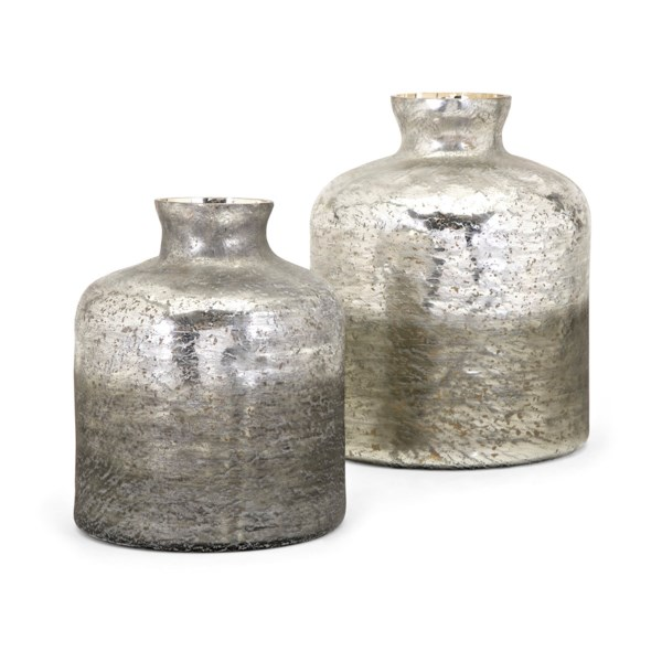Zaara Ombre Vases - Set of 2