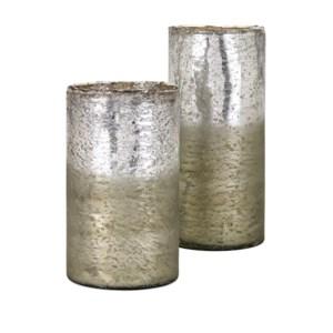 Zuri Ombre Vases - Set of 2