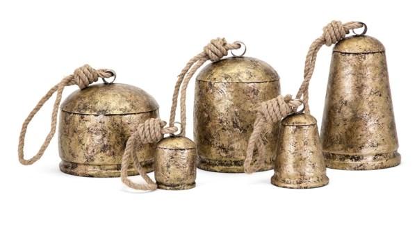 Alina Temple Bells - Set of 5