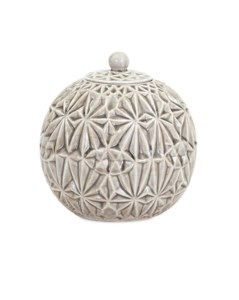 Bogota Small Lidded Container