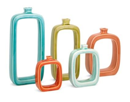 Warlow Vases - Set of 5