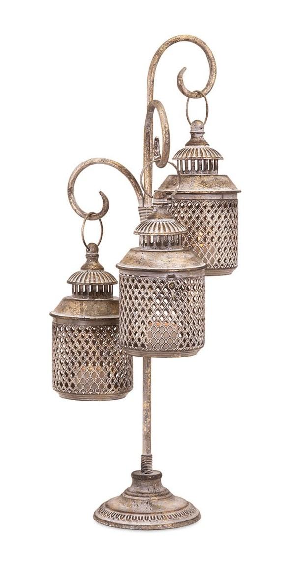 Darha Triple Lantern