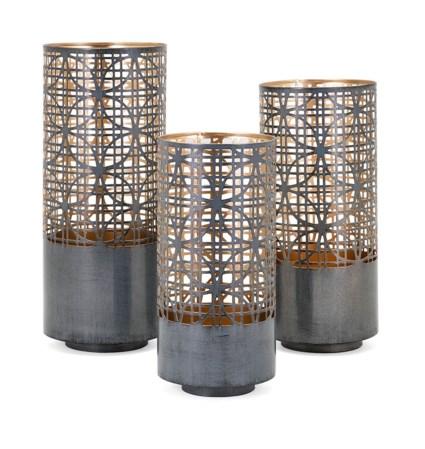 Modi Pierced Lanterns - Set of 3