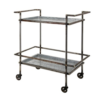 Percy Bar Cart