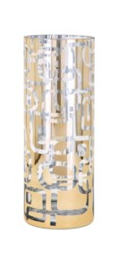 Damari Graphic Vase