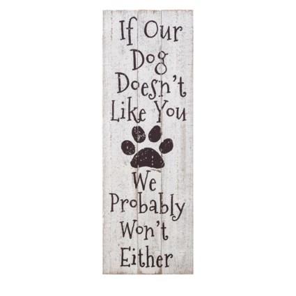 Doggie Wall Decor