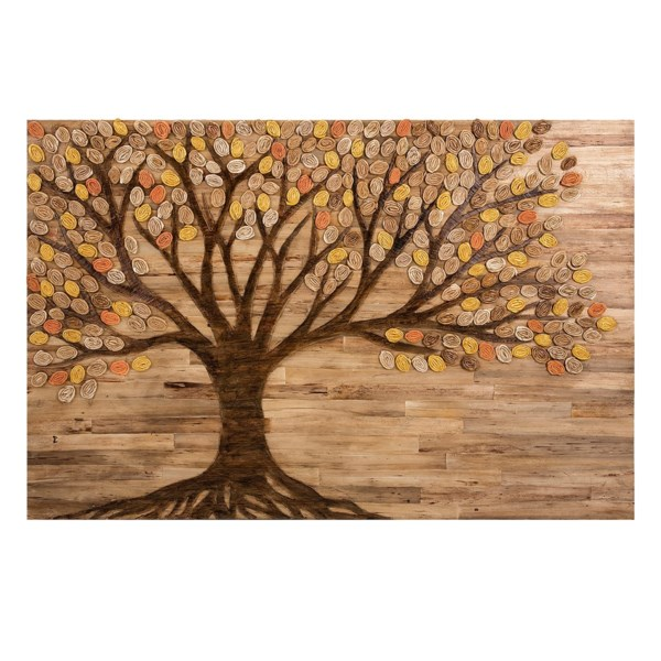 Living Tree Wall Decor
