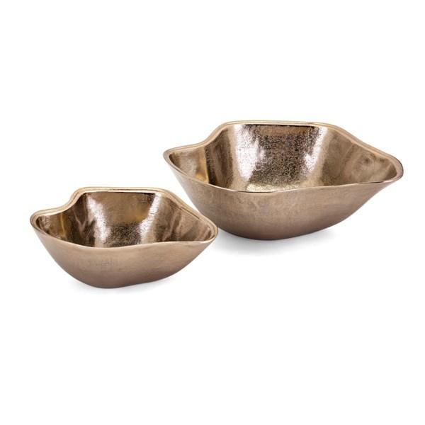 Machar Decorative Wavy Bowls - Set of 2