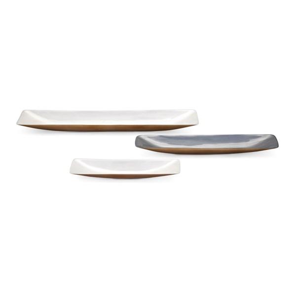 Posala Decorative Trays - Set of 3