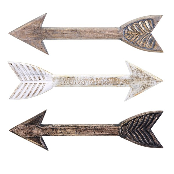 Kanna Wood Arrows - Set of 3