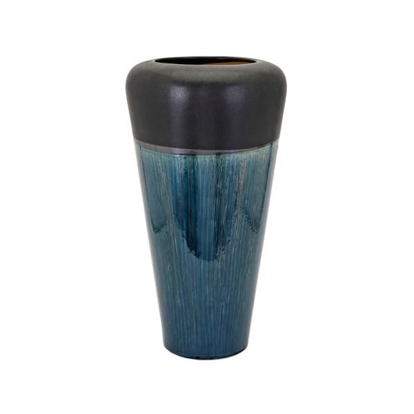 Hudson Small Oversized Vase Vases Imax Worldwide Home