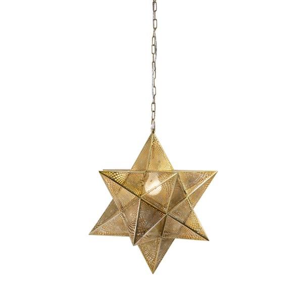 Austin Large Star Pendant