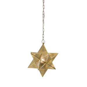 Austin Small Star Pendant