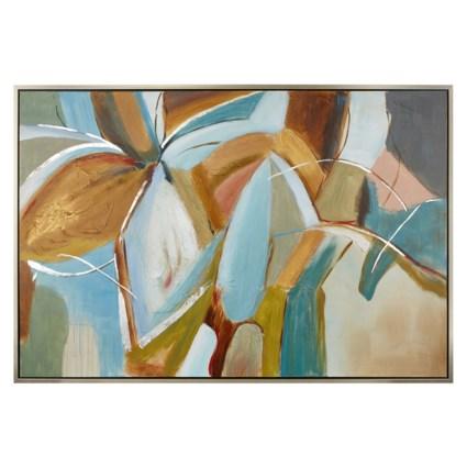 Ardella Framed Oil Painting