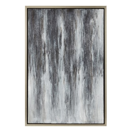 Leondra Framed Oil Painting