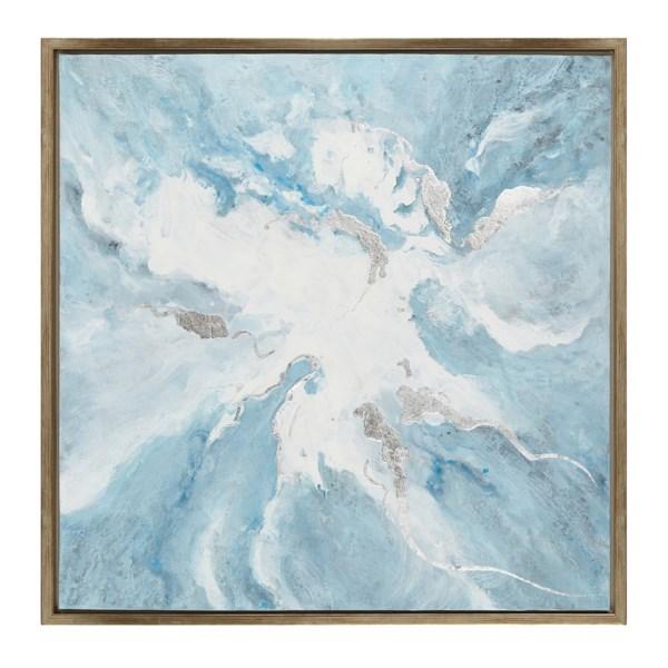 Felicia Framed Oil Painting