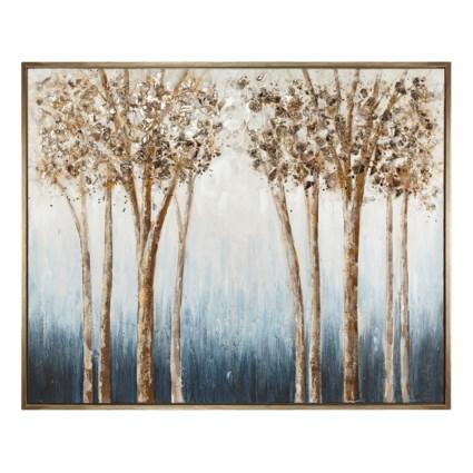 Joanna Framed Oil Painting