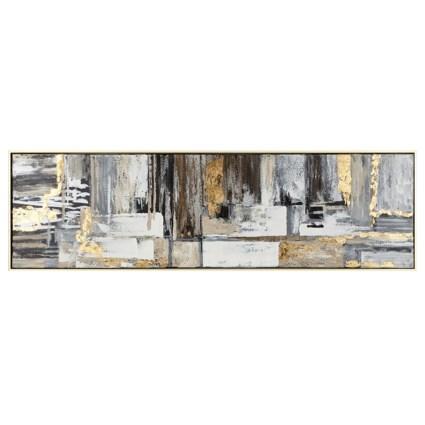 Deacon Framed Oil Painting