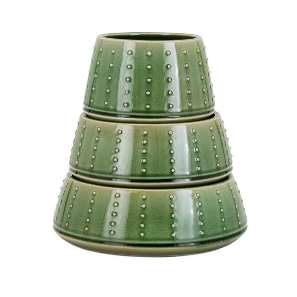 Nopal Planters - Set of 3
