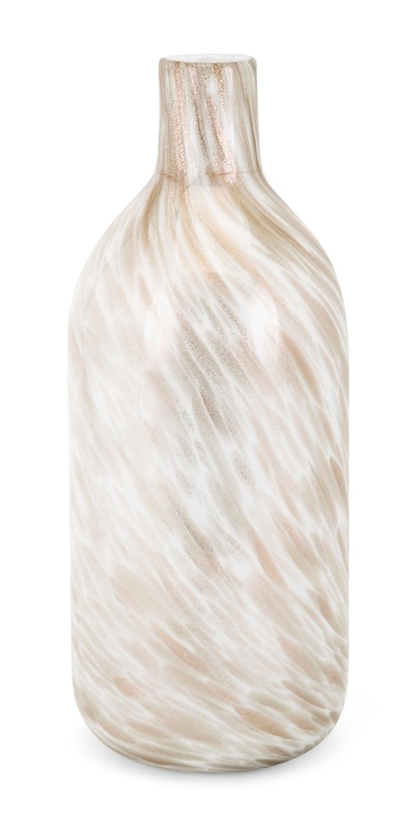 Adriana Tall Glass Vase