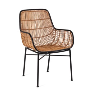 Carrera Woven Wicker Chair